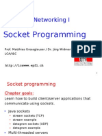 Socket programming 2