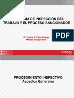 PICLima Sistema Inspeccion Trabajo Proceso Sancionador 2014