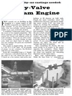 Rotary Valve steam engine