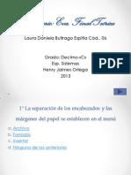 06 Buitrago Daniela Recuperacion EvaFinal Teorica 10C