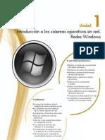 Intro Sistemas Operativos de Red
