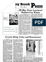 The Stony Brook Press - Volume 1, Issue 6