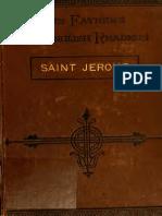Cutts. Saint Jerome. [n.d.].