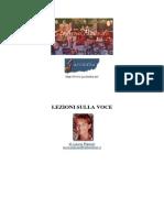 Lezioni Sulla Voce - Laura Pigozzi