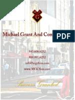 Michael Grant And Company, LLC