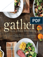 Gather - The Art of Paleo Entertaining