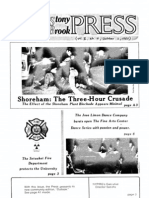 The Stony Brook Press - Volume 2, Issue 4