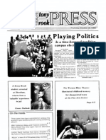 The Stony Brook Press - Volume 2, Issue 6