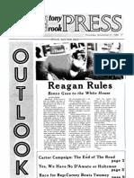 The Stony Brook Press - Volume 2, Issue 9
