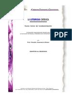 La Liturgia Catolica - Curso Breve de Fundamentación - Claudio Altisen
