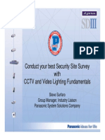 CCTV and Video Lighting Fundamentals
