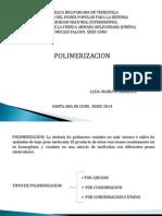 Polimerizacion Tema 2