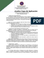 Guia de Estudios Capa de Aplicacion