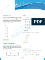 Solucionario UNMSM 2012 - 2