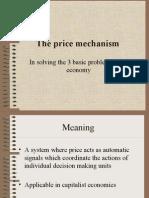 The Price Mechanism