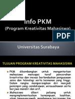 Info PKM-1