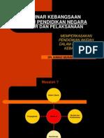 Akidah Dalam Pendidikan Islam Di Malaysia