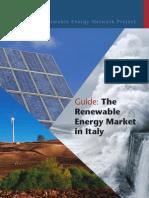 Renewable Energy Market in Italy