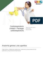 Cardiorespiratorio Unidad 1