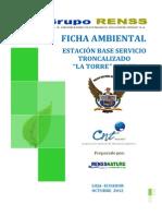 Ficha Ambiental La Torre
