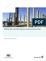 HSBEI-1294-0314 Piling Rigs Overturning on Construction Sites