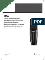 Sm27 User Guide
