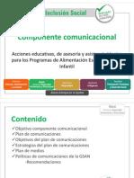 Componente Comunicacional - 17 Al 18 Dic 2013