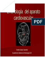 1 2 Embriologia Del AP Cardiovascular