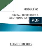 5 - Logic Circuits