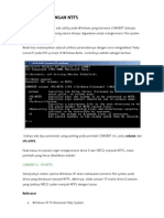 UBAH FAT32 DENGAN NTFS