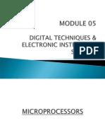 7 - Microprocessors