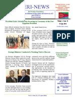 Eri-Newsletter Issue. 12