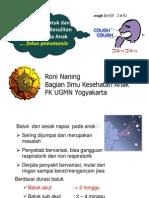 Tata Laksana Anak  Batuk dan atau Kesulitan Bernapas.pptx
