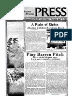 The Stony Brook Press - Volume 2, Issue 20