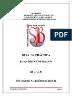 Guia p. Bioquimica y Nutricion