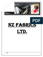 Factory Profile of NZ Fabrics