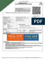 IRCTC Ltd,Booked Ticket2