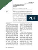 (4) Karakterisasi Sifat Mekanik Dan Pembentukan Fasa Presipitat Pada Aluminium Alloy 2024-t81 Akibat Perlakuan Penuaan