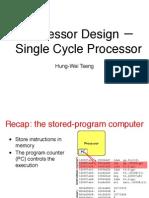 4-24-SingleCycleProcessor