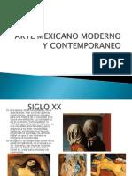 2 . Artemexicanomodernoycontemporaneo 120329230317 Phpapp02