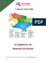 Lei 1640.1998 Lei Ambiental