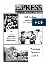 The Stony Brook Press - Volume 3, Issue 17