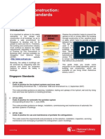 Building & Construction - Fire Safety Standards