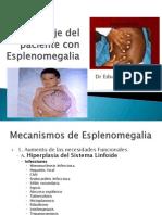 01-2 Abordaje Del Paciente Con Esplenomegalia