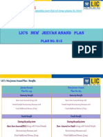 newjeevananandplan815