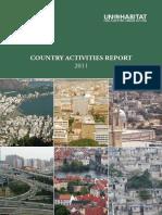 Country Activities Report 2011
