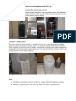 Guide for Lab Compliance With NFPA 45