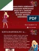 123555375 Presentasi Kista Bartholini Ppt Autosaved Pptx
