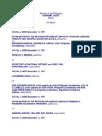 Suspension of the Privelege of Writ of Habeas Corpus