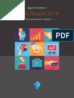 Analytics Salary Report 2014